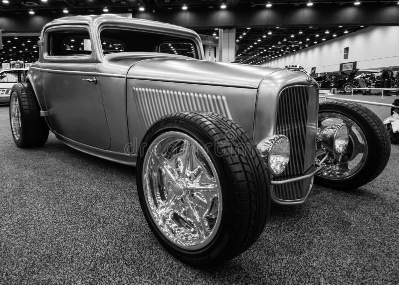 1932 Ford Coupe Interpretation royalty-vrije stock fotografie