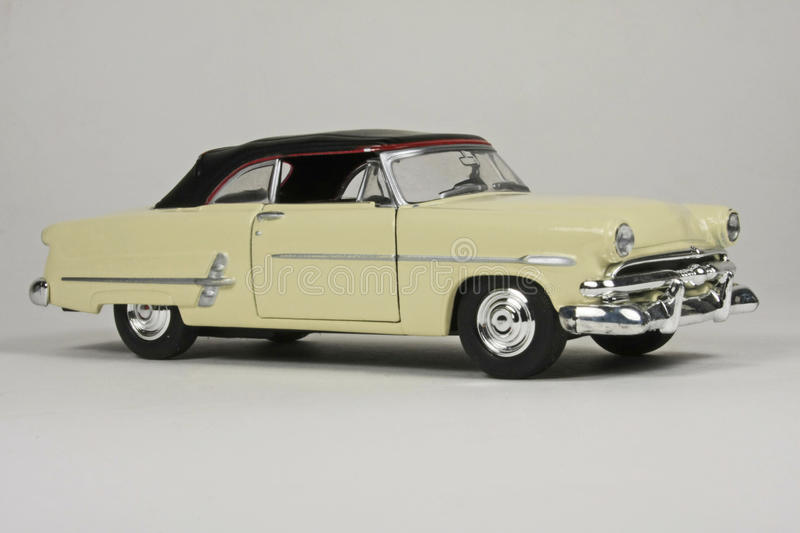 Download Ford Crestliner 1953 stock photo. Image of light, yellow - 12555062