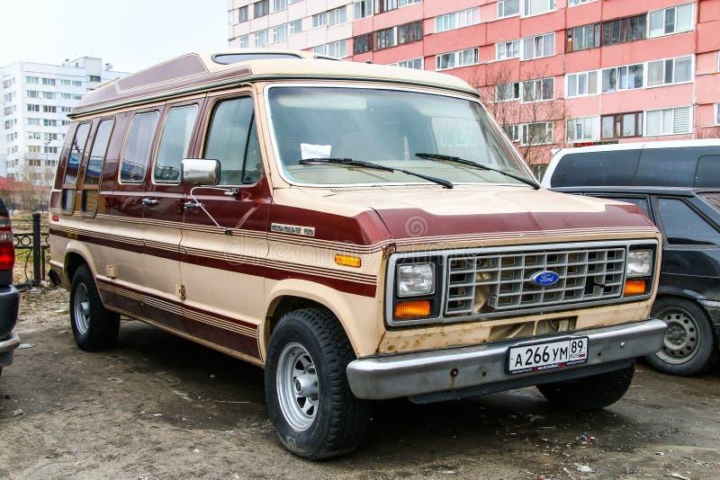 Ford Econoline 150 images libres de droits