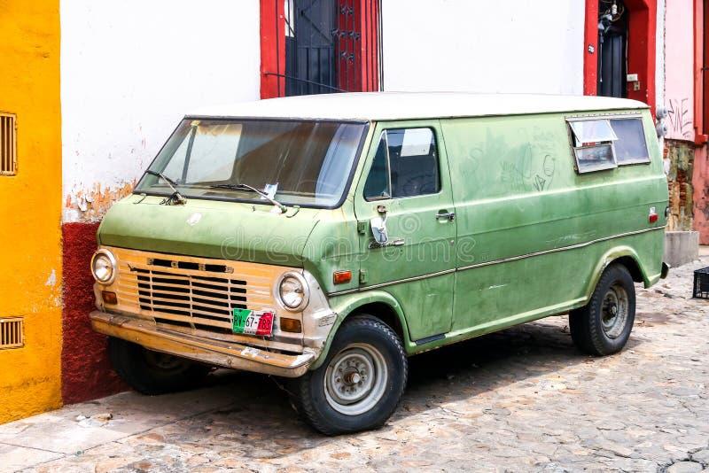 Ford Econoline images libres de droits