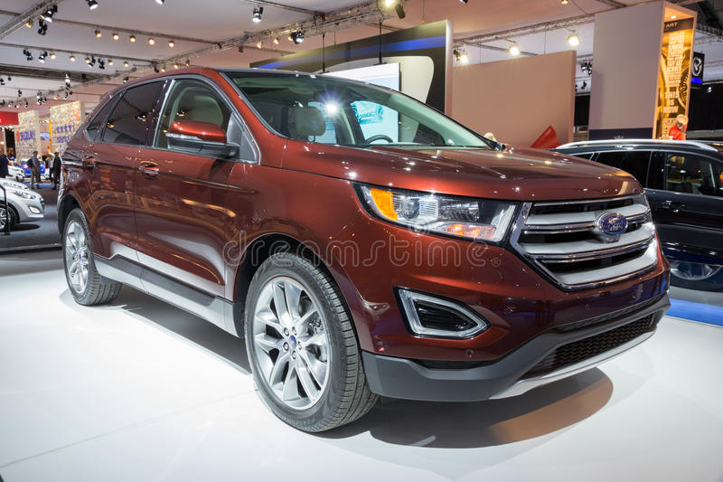 Ford Edge arkivfoto