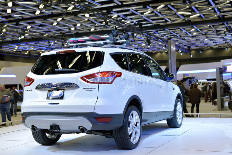 Ford Escape Titanium photographie stock