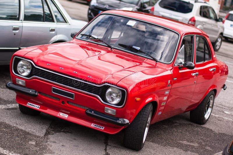 Ford Escort imagenes de archivo