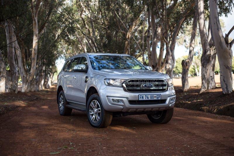 Ford Everest Suv imagem de stock