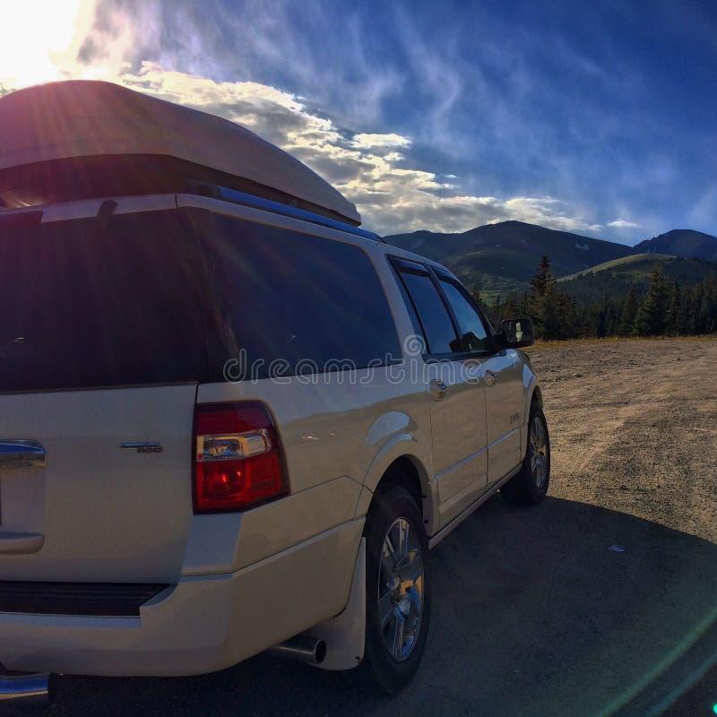 Ford Expedition EL lizenzfreie stockfotos