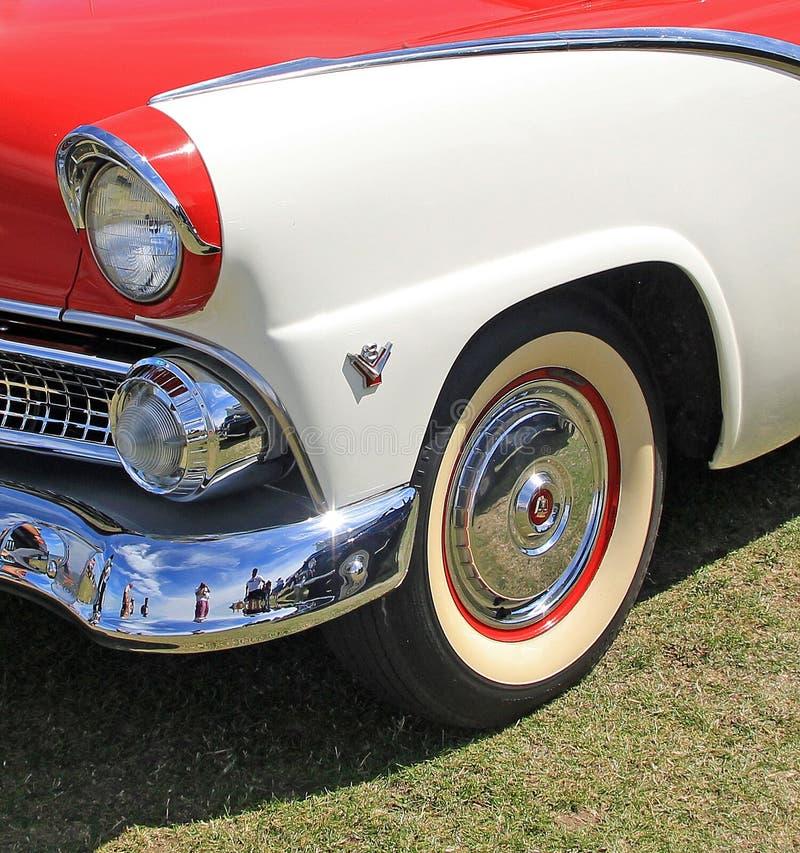 Ford fairlane sedan fotografia royalty free