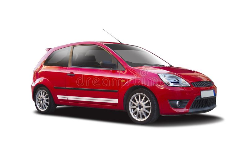 Ford Fiesta images stock