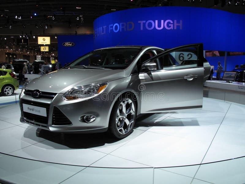 Ford Focus stock afbeeldingen