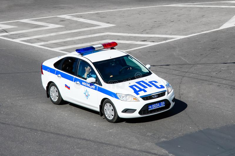 Ford Focus image stock