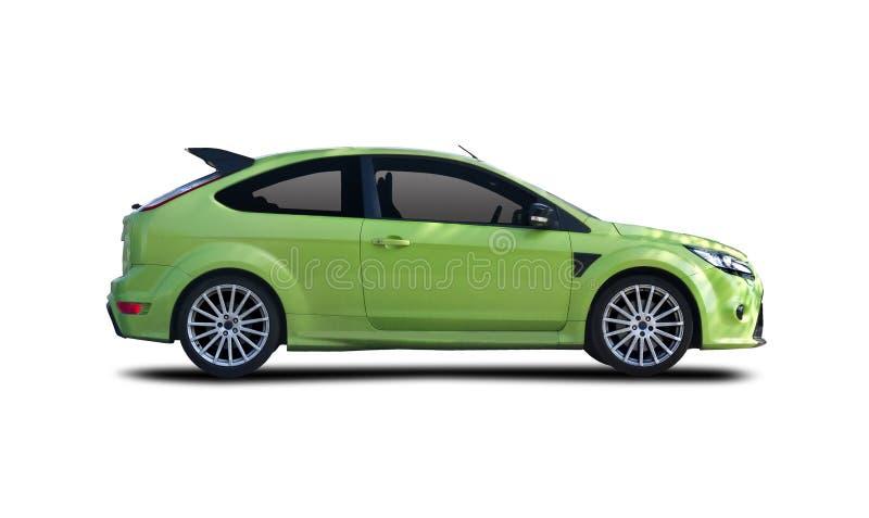 Ford Focus ST stock afbeeldingen