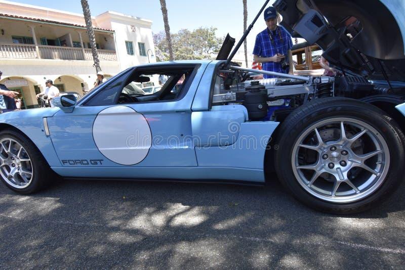 2009 Ford GT, 1 royalty-vrije stock foto