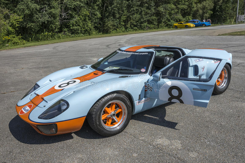 Great Download Ford Gt Gulf Editorial Stock Photo Image Of Competitor With Ford Gt Doors