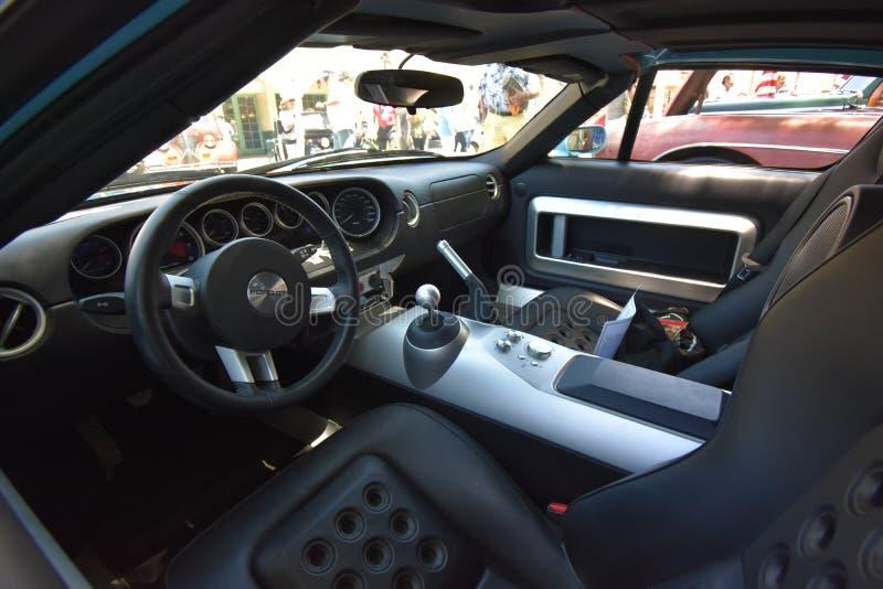 2009 Ford GT, 3 zdjęcie stock