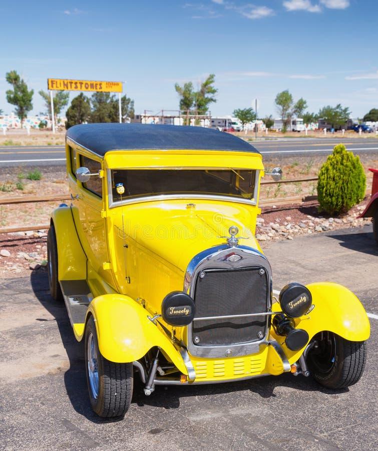 Ford Model 1928 A fotografie stock libere da diritti