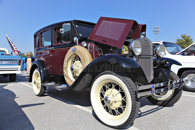 1931 Ford model180b royalty-vrije stock foto