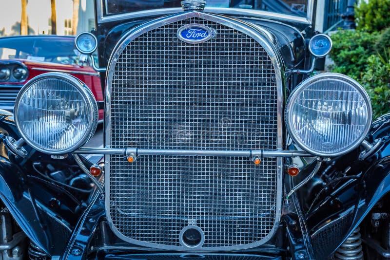 Ford Model modificado para requisitos particulares 1929 A imagenes de archivo