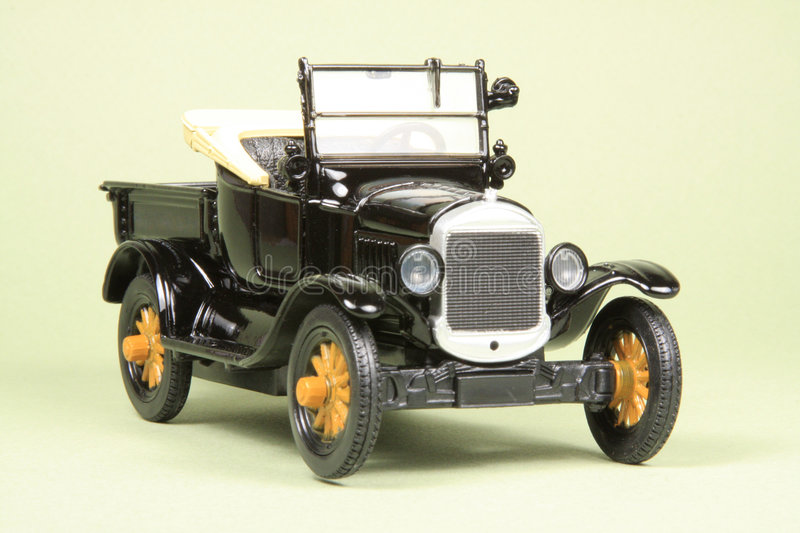 Download Ford Model T 1920 Pickup stock photo. Image of collectible - 6954906
