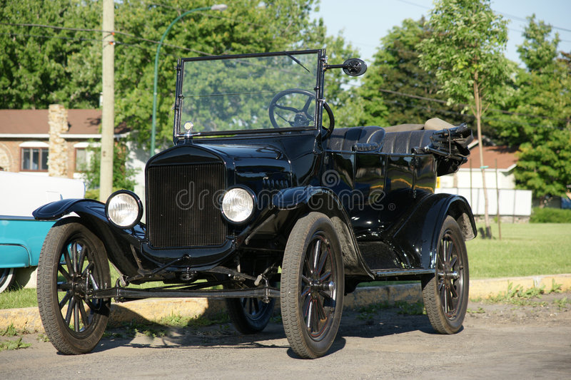 ford model t obraz royalty free
