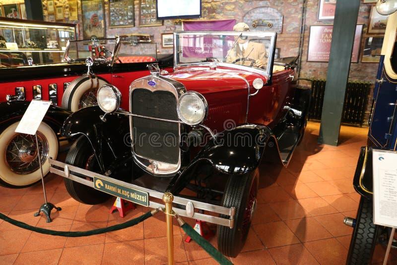 1930 Ford model terenówka obraz royalty free