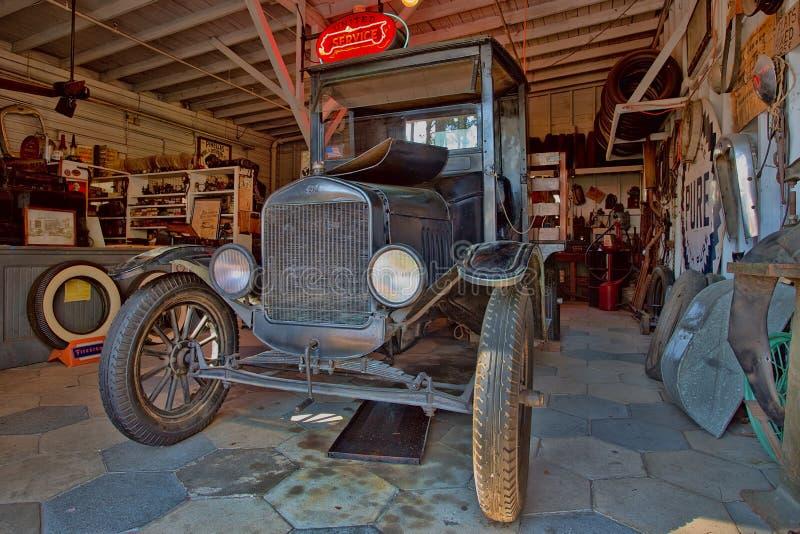Ford Model 1925 TT imagenes de archivo