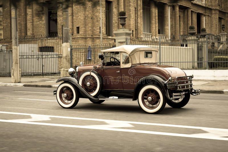 Ford Model um Cabriolet de luxe foto de stock