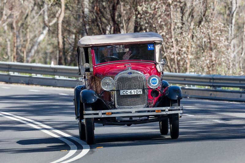 Ford Model 1928 un Tourer fotografia stock libera da diritti
