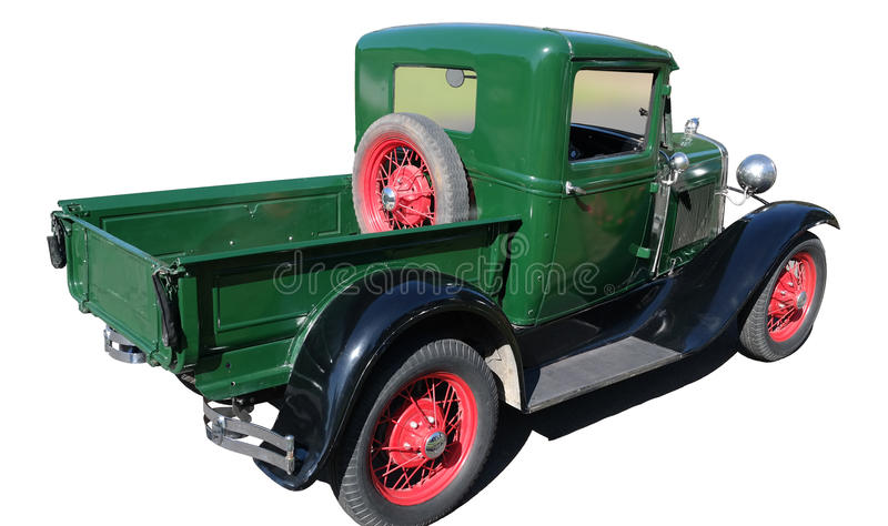 Ford Model 1931 une collecte photo stock