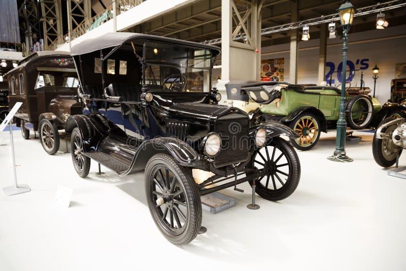 Ford, modelo T Open Tourer, 1922 fotografía de archivo