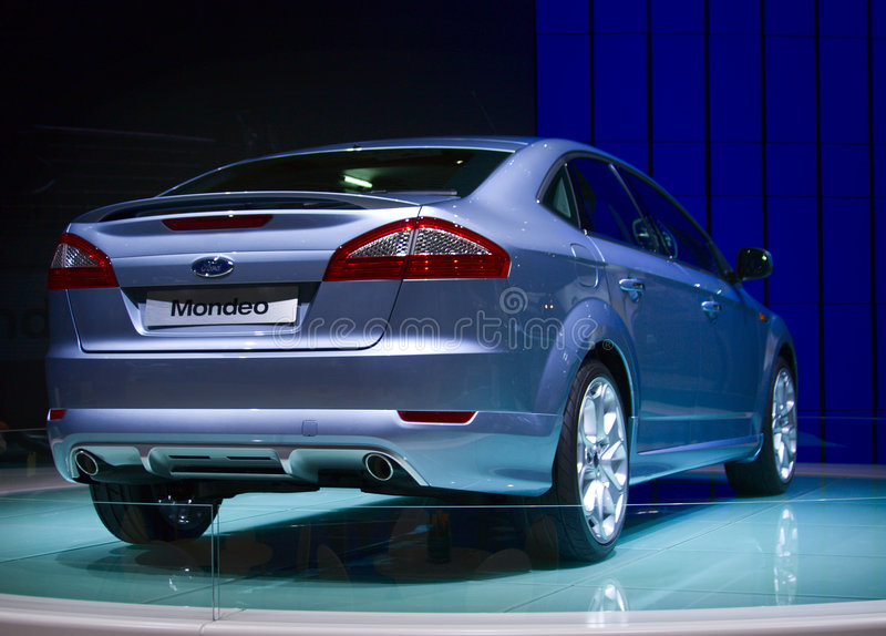 Download Ford Mondeo editorial stock image. Image of auto, show - 6310854