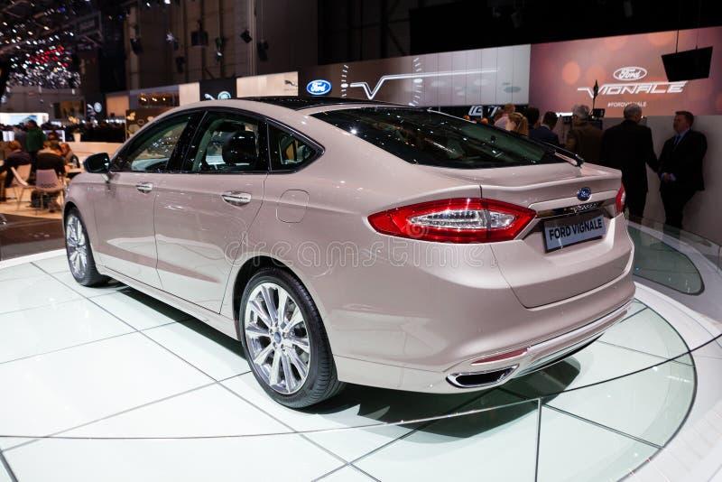 Ford Mondeo Vignale obraz royalty free