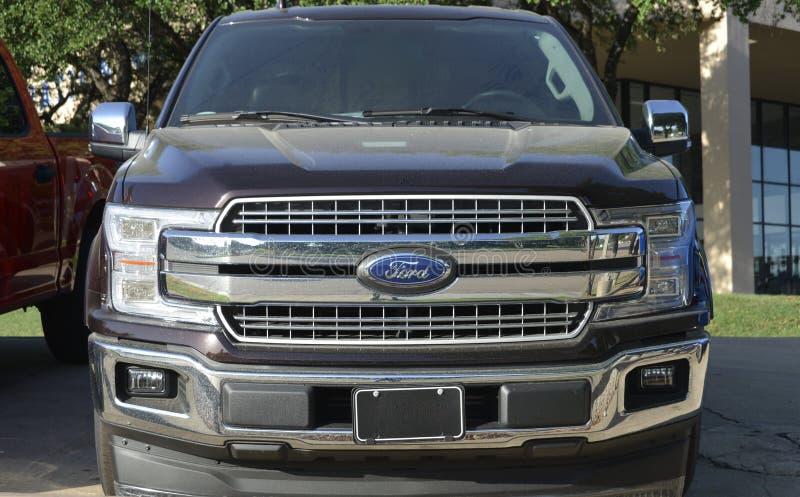Ford Motor Company Pick-Up Truck F-150 royalty-vrije stock foto's