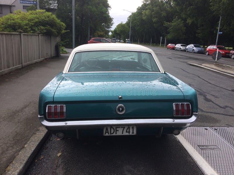 Ford Mustang 1965 arkivfoto