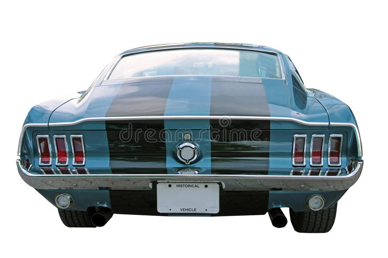 Download Ford Mustang 1957 stock image. Image of license, fastback - 9859791