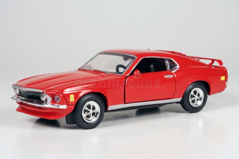 Ford-Mustang 1969 lizenzfreies stockbild