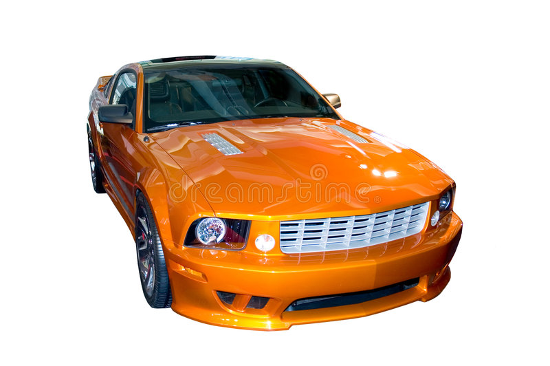 Download Ford Mustang stock image. Image of shelby, power, isolated - 454093