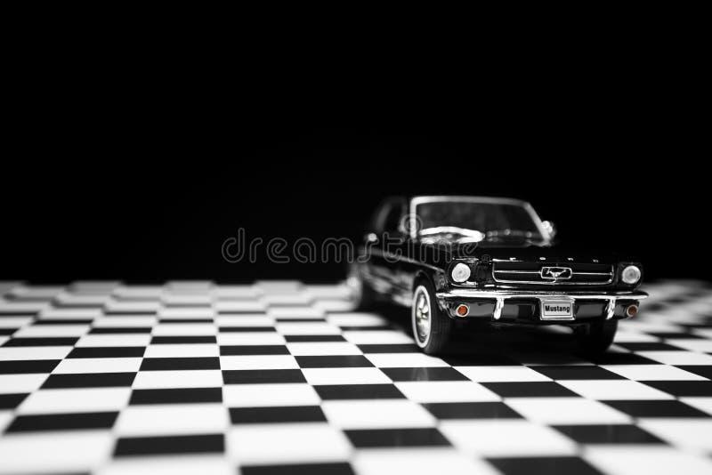 Ford Mustang 260 lizenzfreie stockfotografie
