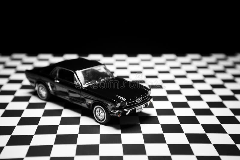 Ford Mustang 260 lizenzfreies stockbild
