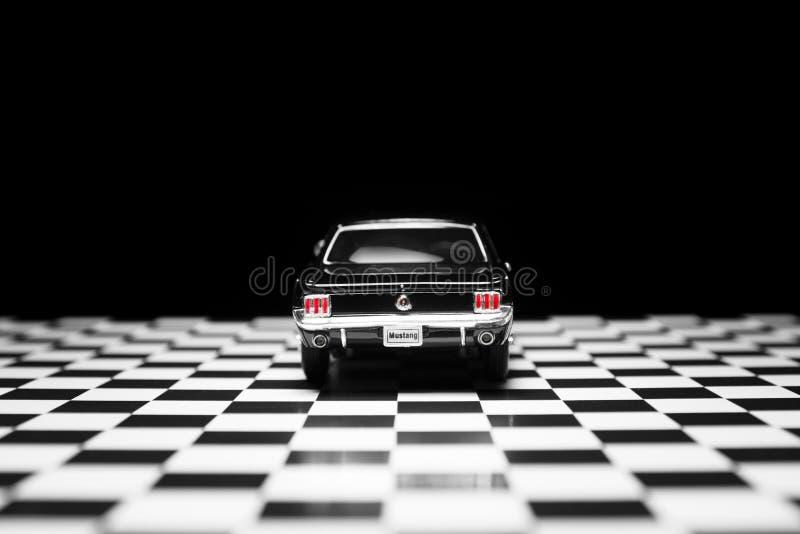 Ford Mustang 260 stockfotografie