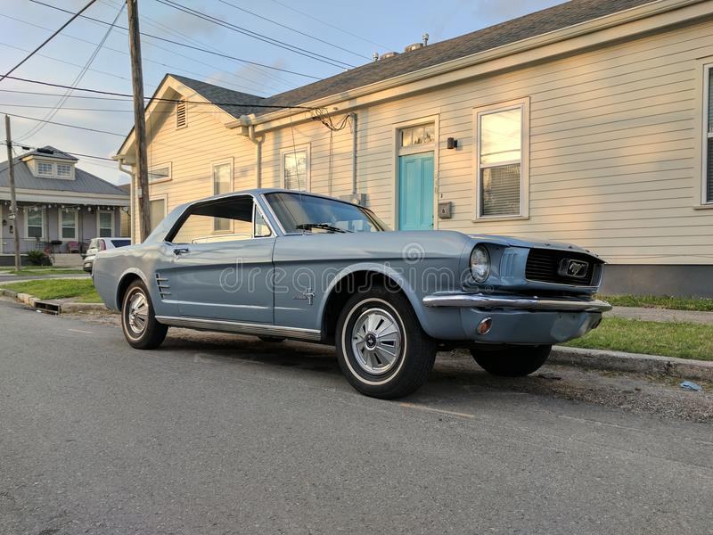 Ford Mustang imagen de archivo