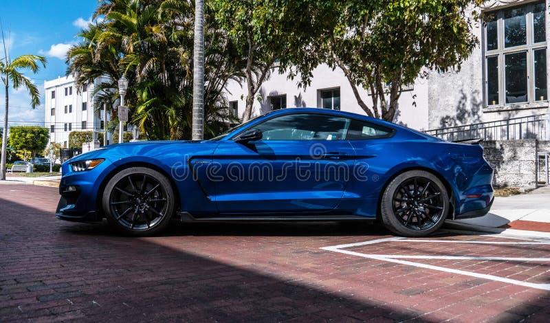 Ford Mustang immagini stock libere da diritti
