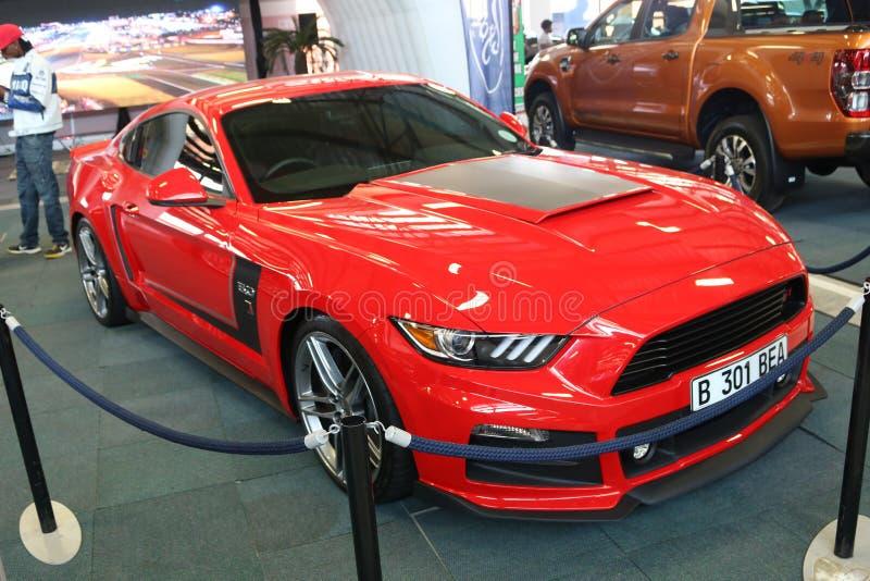 Ford Mustang photo libre de droits