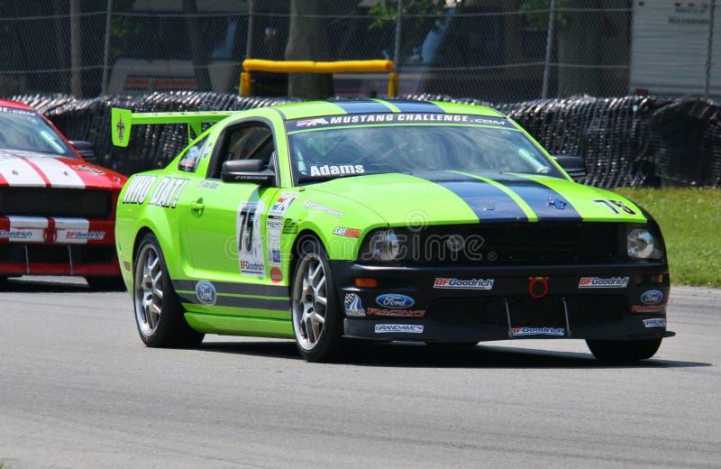 Ford Mustang FR500S images libres de droits