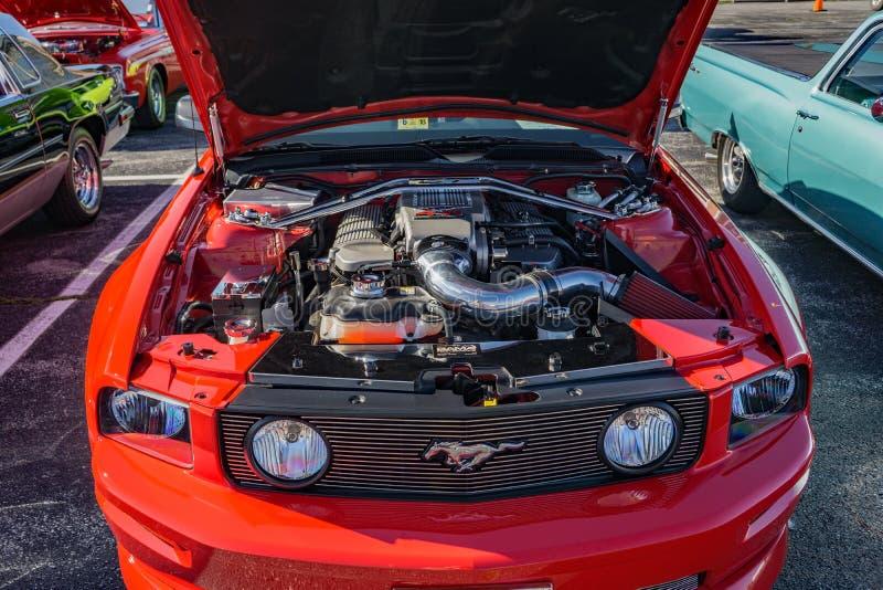 Ford-Mustang 2005 GT lizenzfreie stockfotografie