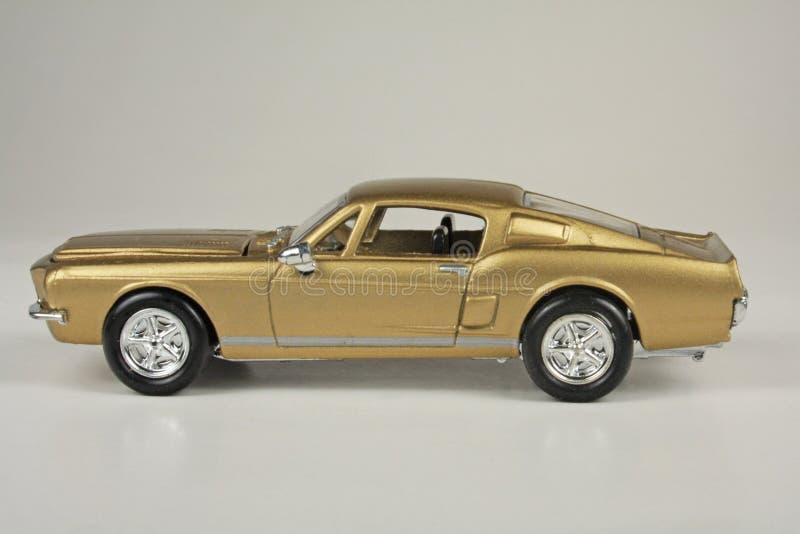 Ford-Mustang-Kobra-Strahl 1968 428 stockfotografie