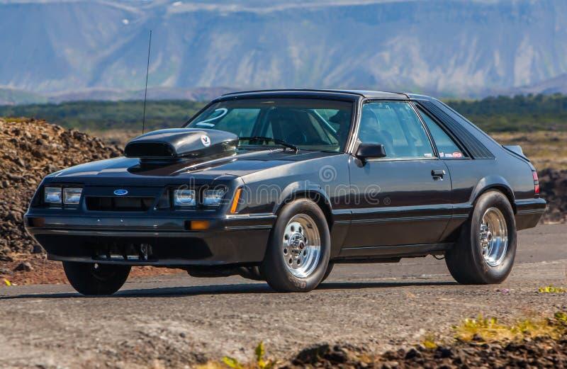 Ford Mustang LX images libres de droits