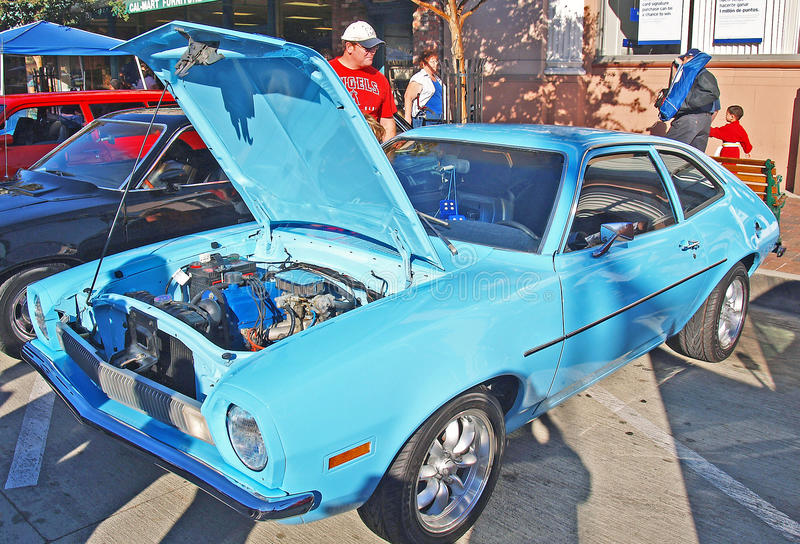 Ford Pinto στοκ εικόνες με δικαίωμα ελεύθερης χρήσης