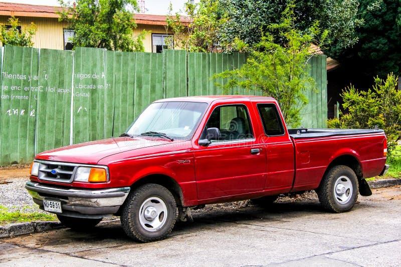 Ford Ranger photo stock