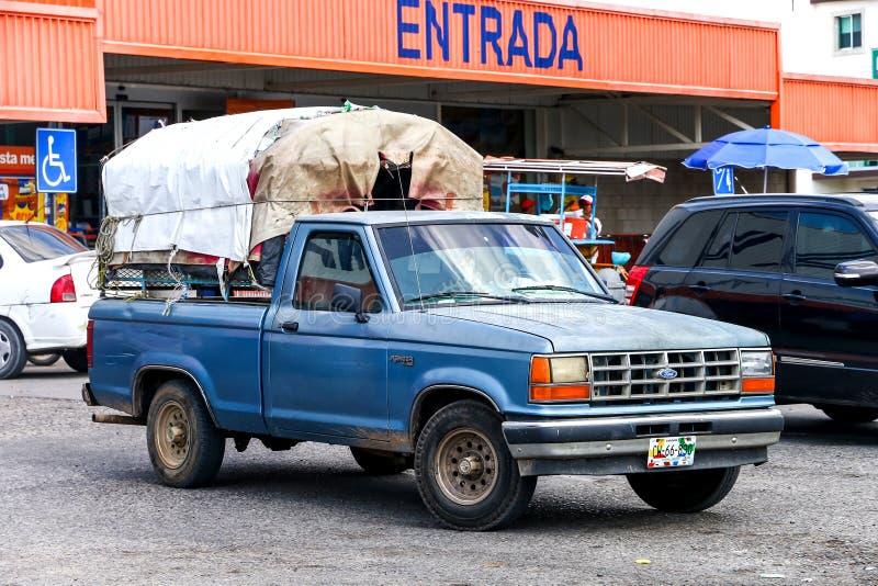 Ford Ranger image libre de droits