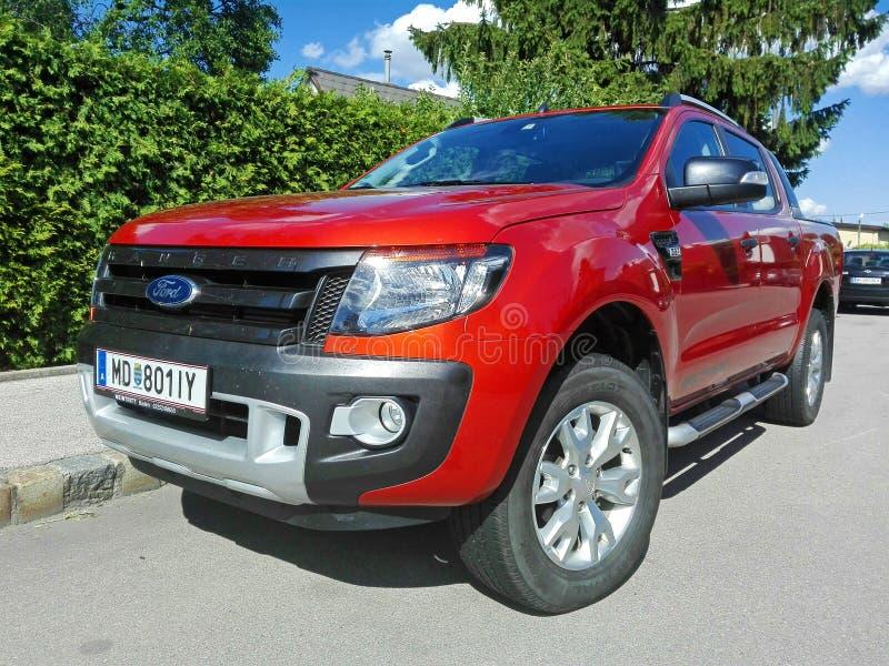 Ford Ranger imagens de stock