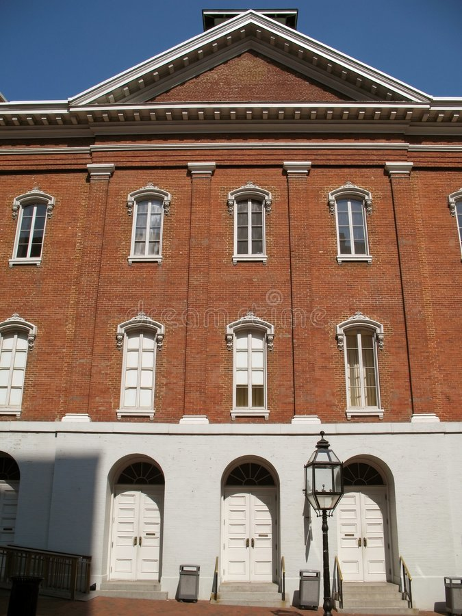 Download Ford's Theatre-Washington D.C. Stock Image - Image: 2516189